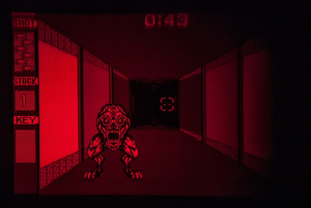 Virtual Boy screenshot - Insmouse no Yakatta
